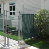 Business Chain Link Fence