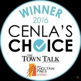 Winner 2016 Cenla's Choice