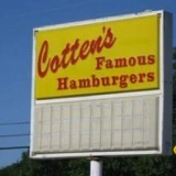 Cotton's Famous Hamburgers