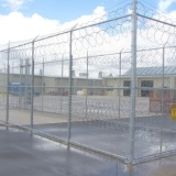 Barbed Wire Chain Link Fences