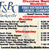 First Southern Baptist Church of Clarksville