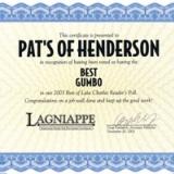 Pat's Of Henderson