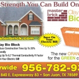 New Orange Block For Green construction