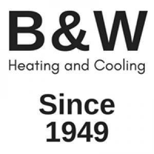 B & W Heating & Cooling Inc