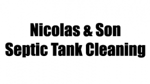 Nicholas & Son Septic Tank Cleaning