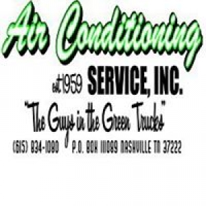 Air Conditioning Service Inc