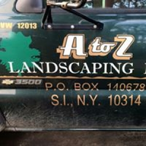 A To Z Landscaping Inc