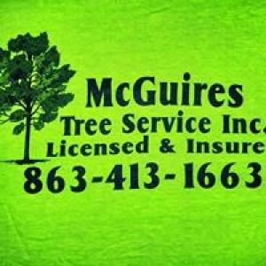 McGuires Tree Service Inc