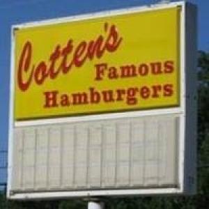 Cotten's Famous Hamburgers