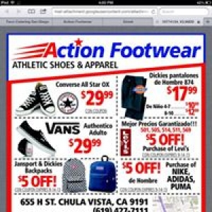 Action Footwear
