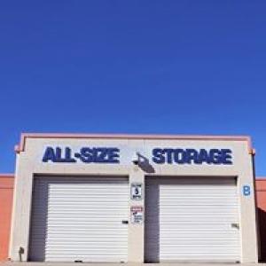 All Size Self Storage Inc
