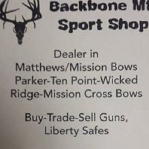 Backbone Mt Sport Shop