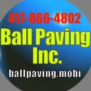 Ball Paving