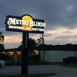Metro Blinds Draperies & Shutters