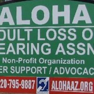 Adult Loss Of Hearing Association