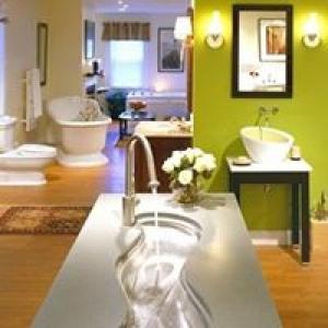 Fixtures Designer Plumbing Showroom