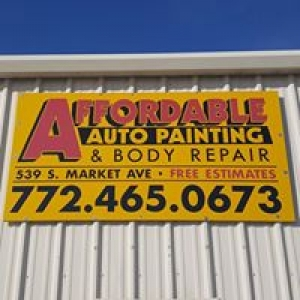Affordable Auto Painting & Body Repair
