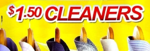 $1.50 Cleaners