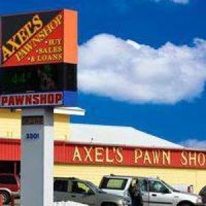 Axel's Pawn Shop