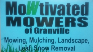 MoWtivated Mowers of Granville
