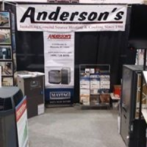Anderson Heating & Air Conditioning Inc
