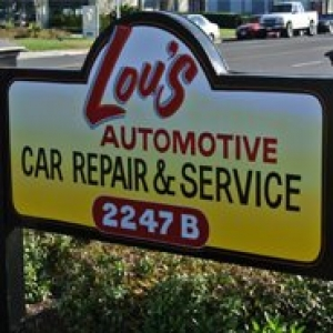 Lou's Automotive