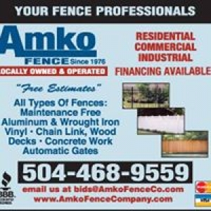 Amko Fence