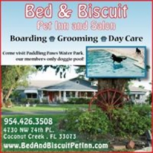 Bed & Biscuit Pet Inn & Salon