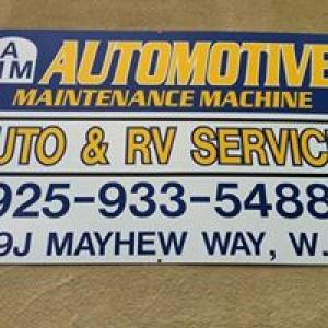Automotive Maintenance Machine