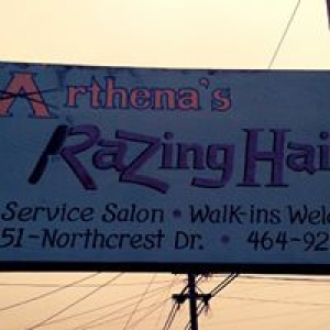 Arthena's Razing Hair