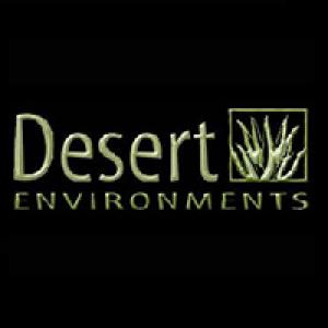 Desert Environments Landscape and Design