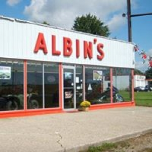 Albin's Honda