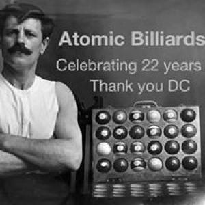 Atomic Billiards