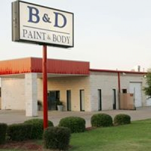 B & D Paint & Body. Inc,