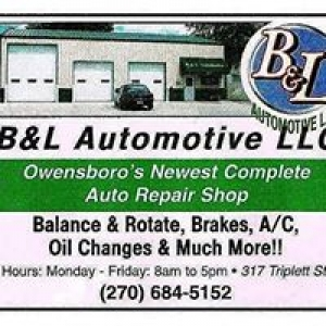 B&L Automotive Repair and Towing