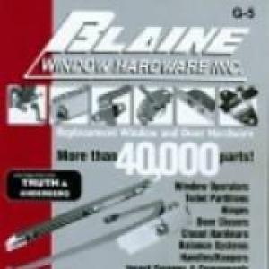 Blaine Window Hardware Inc