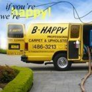 Be Happy Carpet & Upholstery Cleaners