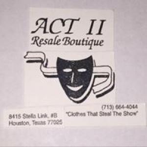 ACT II Resale Boutique