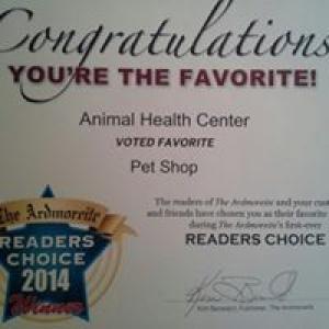 Animal Health Center Inc