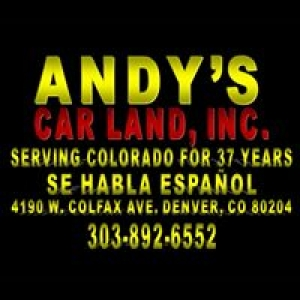 Andy's Car Land