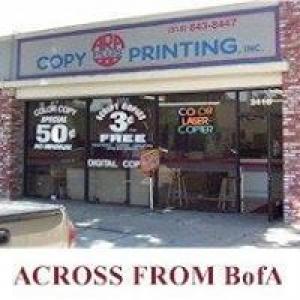 ARA Copy Plus Printing Inc