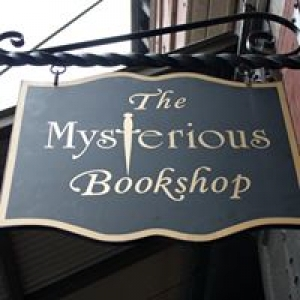The Mysterious Book Shop