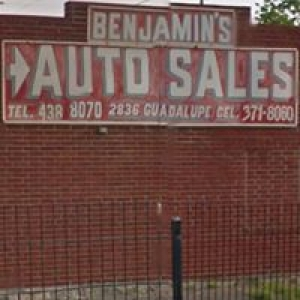 Benjamin's Auto Sales