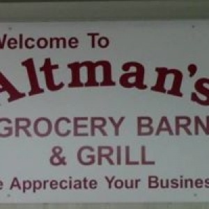Altman's Grocery Barn & Grill