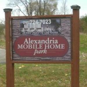 Alexandria Mobile Home Park