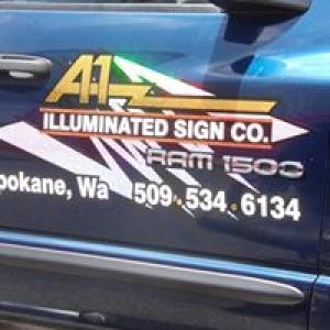 A-1 Illuminated Sign Co