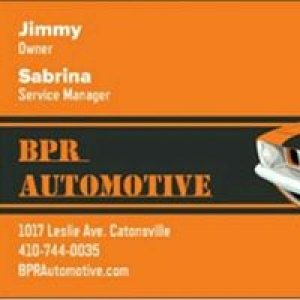 Bpr Automotive LLC