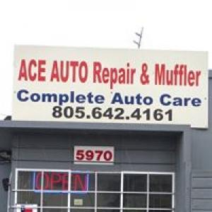 Ace Auto Repair & Muffler