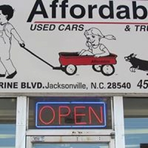 Affordable Used Cars & Trucks Inc