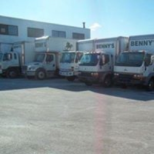 Bennys Moving & Storage Inc